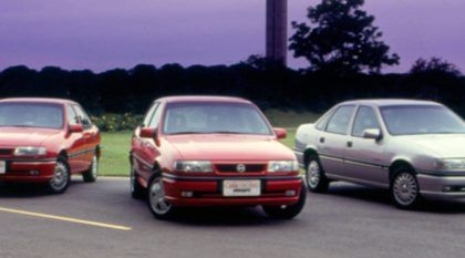 Chevrolet Vectra: Sedã que Fez História e Muitos Fãs (O GSi andava muito!)