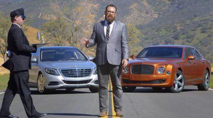 A Dúvida (cruel) no Mundo dos Ricos: Mercedes-Maybach ou Bentley Mulsanne? Comparativo bem Humorado do Luxo Extremo!