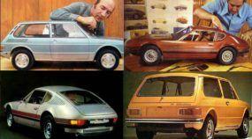 VW Brasília e SP-2 em vídeos! Homenagem ao designer brasileiro que criou esses super clássicos!
