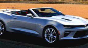 Vídeos revelam em detalhes o Novo Camaro Conversível (inclusive rodando na estrada)!