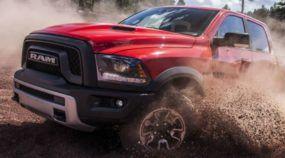 Brutal! Em ação, veja a versão mais nervosa (e rebelde) da Dodge RAM, feita para o off-road!