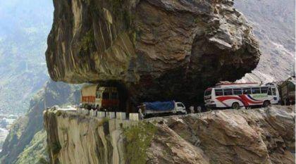 Perigo Extremo: Será que esta é a Mais Assustadora Estrada do Mundo?