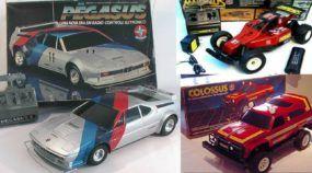 Pura Nostalgia: Pégasus, Colossus e Máximus, os Carrinhos de Controle Remoto da Estrela que Marcaram os Anos 80!