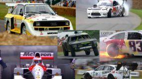 TOP 10 (+Bônus): Os Melhores Vídeos do Espetacular Festival de Velocidade de Goodwood!