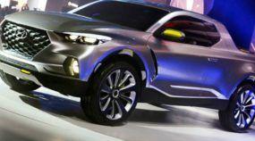 Nova Caminhonete na Área? Será que esta vai ser a (Inovadora) Picape da Hyundai?