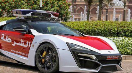 Top ao Extremo! O Melhor Carro de Polícia de Todos os Tempos (que custa Mais de R$ 10 milhões)!