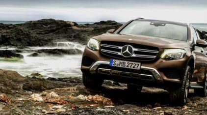 Novidade no mundo dos SUVs: Revelado o Mercedes-Benz GLC (e já tem um curioso vídeo dele no off-road)!