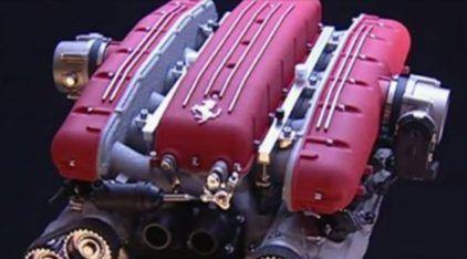 Vídeo revela os segredos da fabricação do motor V12 da Ferrari!