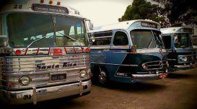 Histórico! Os Ônibus no Túnel do Tempo: Vídeo mostra Evolução em mais de 100 anos!