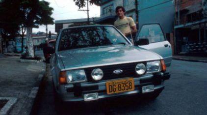 Este era o Carro do Ayrton Senna nos Anos 80 (Viaje no tempo neste Vídeo)!