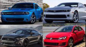 TOP 10: os melhores Carros Esportivos (e mais baratos) para comprar nos EUA! Os preços vão deixar você espantado!