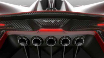 Impressionante ao Extremo: Um Fiat-Chrysler de 2.590 cv (!) que pode chegar a 650km/h?!