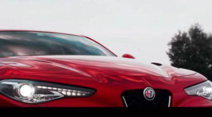 Uma Alfa Romeo com Motor de Ferrari e 510 cv? BMW, Mercedes e Audi aguentam a briga?