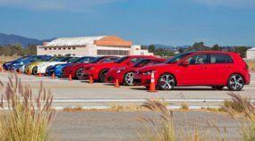 Desafio Insano na Arrancada: Porsche 911 x GT-R x BMW M4 x Golf GTI x Camaro e outros!