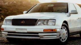 Mito: Imagine um carro com 1 milhão de milhas (1.609.000 km)! Veja este extraordinário Lexus que se aproxima deste feito épico!