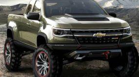 Uma Chevrolet S10 (bem mais) brutal? Conheça o projeto mais radical da picape irmã dela nos EUA!