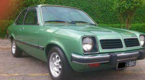 Chevette: um carrão pelo preço de um carro comum (é o que dizia o comercial da época)