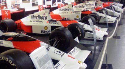 Top! A Evolução dos carros de Fórmula 1 em poucos (e surpreendentes) minutos!