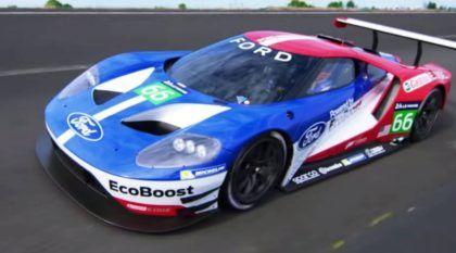 Le Mans 2016: Depois de 50 anos, Ford mostra o novo Ford GT e promete briga