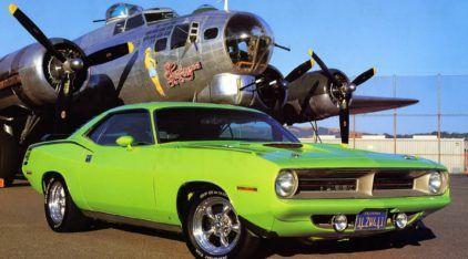 Top! Os 10 Muscle Cars mais fantásticos de todos os tempos (o #4 é insano!)