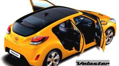 Humor impagável: descubra os motivos (mais engraçados) para ter um Hyundai Veloster! É diversão garantida!