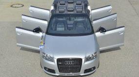 O dia em que a Audi criou um A3 (limousine e conversível) com 6 portas