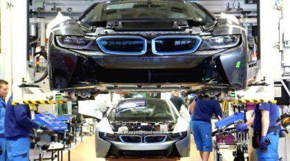 BMW i8: Conheça a linha de produção deste supercarro alemão