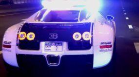 Departamento de Polícia lança vídeo noturno espetacular mostrando os supercarros da polícia em ação, incluindo carros da Bugatti, Nissan, Ferrari, Mercedes-AMG e McLaren. É imperdível e top ao extremo!