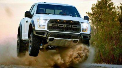 Novidade na Lama: Ford revela vídeo da nova F-150 Raptor sendo testada em trilhas!