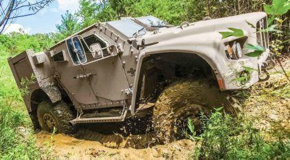 Confirmado: Descubra qual será o novo Veículo Militar das tropas dos Estados Unidos (substituindo o Humvee)!