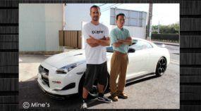 O dia em que o Paul Walker visitou o melhor preparador de Nissan GT-R do Japão!