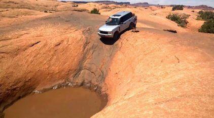 Range Rover em trilhas bem radicais! Veja só um pouquinho do que este Mito pode fazer no Off-Road!