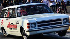 Conheça a Chevrolet Caravan mais rápida do mundo (esqueça a VW e seu motor AP)