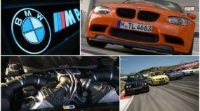 BMW M Power: Vídeo top reúne 40 anos de lendas na mesma pista (ouça os roncos que soam como música)!