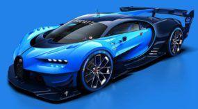 Reveladas as primeiras imagens do hipercarro da marca para disputar o Gran Turismo 6, com design insano e desempenho avassalador. Veja agora!
