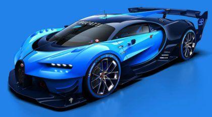Insano! Bugatti (finalmente) apresenta o Vision Gran Turismo!