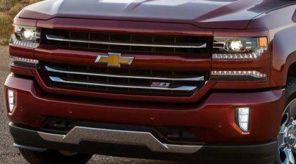 Chevrolet revela Silverado 2016 com novo visual. Será que a caminhonete ficou melhor que a Ford F-150?