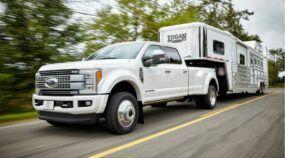 Brutais e tecnológicas! Vídeos mostram as novas caminhonetes Ford Super Duty (para o trabalho pesado)!