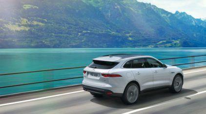 Estreia memorável! Jaguar apresenta seu primeiro SUV (e ele já bate um recorde mundial insano)!