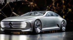 Mercedes revela o (revolucionário) conceito do futuro: um