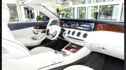 Lançamento: o mais belo e luxuoso Mercedes-Benz Conversível de todos os tempos? Conheça o novo Classe-S Cabriolet!