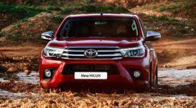 Nova Toyota Hilux: Vídeos mostram os detalhes do lançamento da caminhonete na Europa!