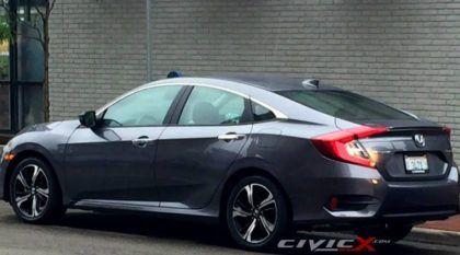 Segredo revelado: Novo Honda Civic tem primeiras imagens flagradas (o design mudou bastante)!