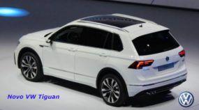 A espera terminou: Volkswagen revela em vídeo a nova geração do Tiguan (maior e mais potente e bonito)!
