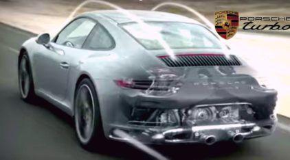 Agora com turbo, este é o (novíssimo) ronco do Porsche 911 Carrera!