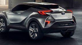Surpreendente! Toyota apresenta seu novo (e bastante ousado) SUV! Será que ele vai concorrer com o HR-V?