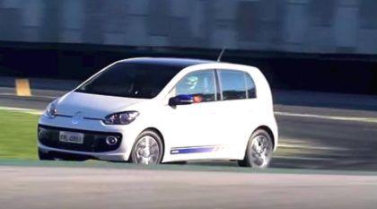 Volkswagen Up! TSI acelera em Interlagos e massacra carros como Fluence GT (e Veloster)!