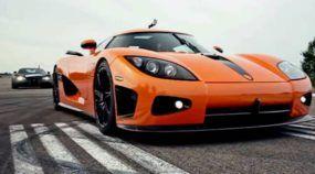Épico! O dia em que o Fundador da Koenigsegg dirigiu um Bugatti Veyron (disputando contra uma de suas criações)!