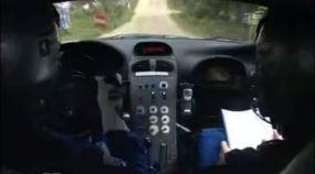 Insano: a melhor gravação onboard de Rally vem lá de 2002 (Richard Burns é o cara!)