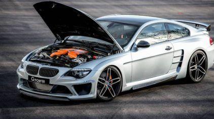 Um BMW M6 com (brutais) 1.015cv acelerando até 350km/h! Conheça o G-Power M6 Hurricane RRS!